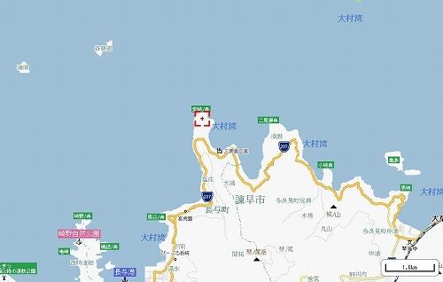 堂崎マップ