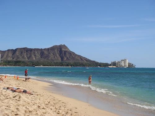 ハワイ ハレクラニ