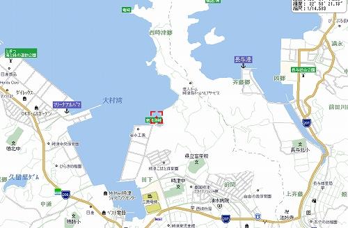 大村湾 恵比寿港でチヌ狙い