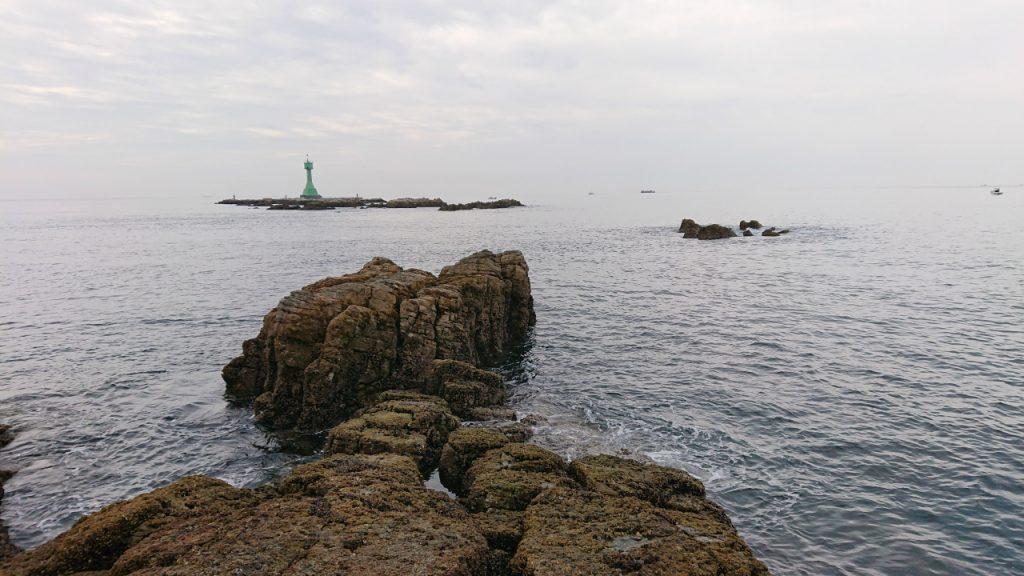 能瀬(水道瀬 東)能瀬本島向き
